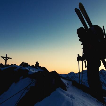Skitour in Schwarzenbach im Pielachtal
